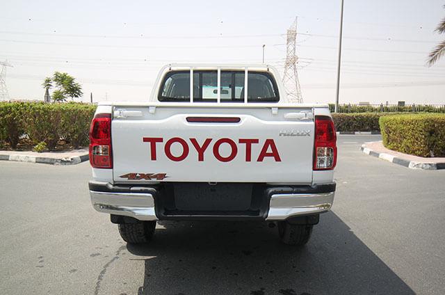 TOYOTA HILUX 2019, White, Diesel, LHD, 2755cc, ATM
