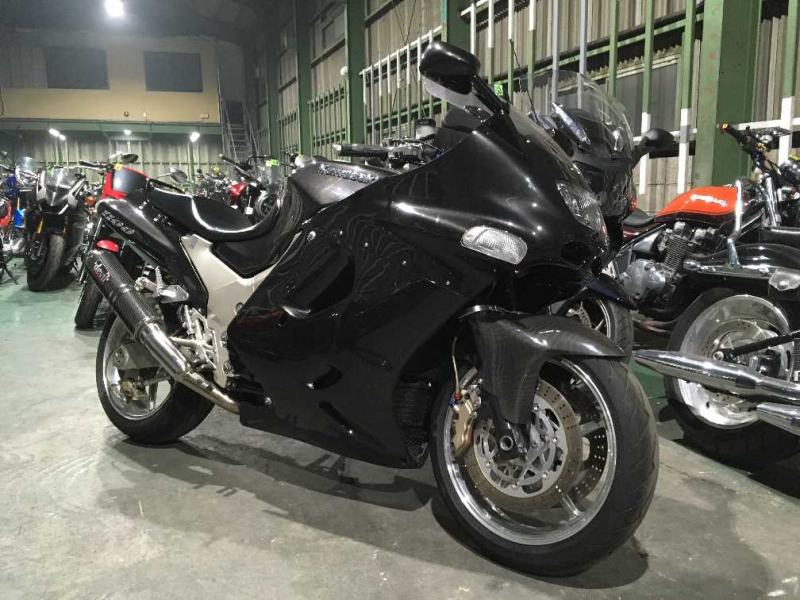 Kawasaki ZZ-R1100-2 1994