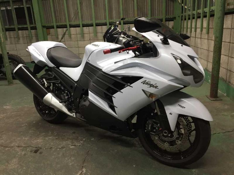 Kawasaki ZX-14RA 2012