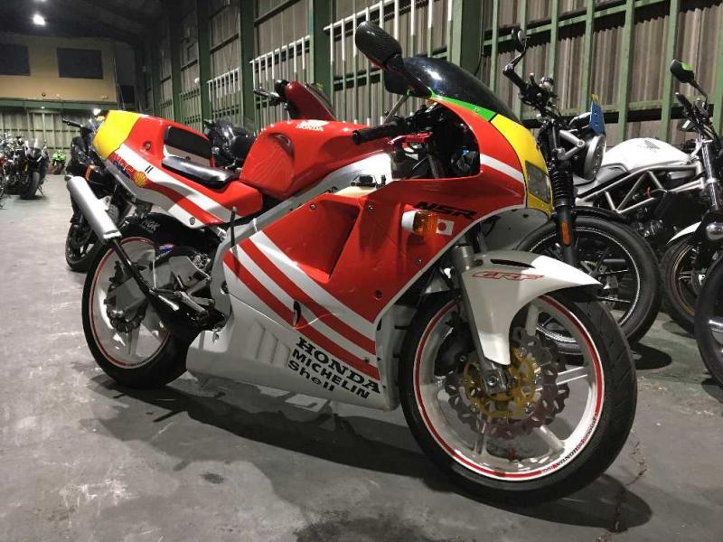 Honda NSR250R-4SE 2018
