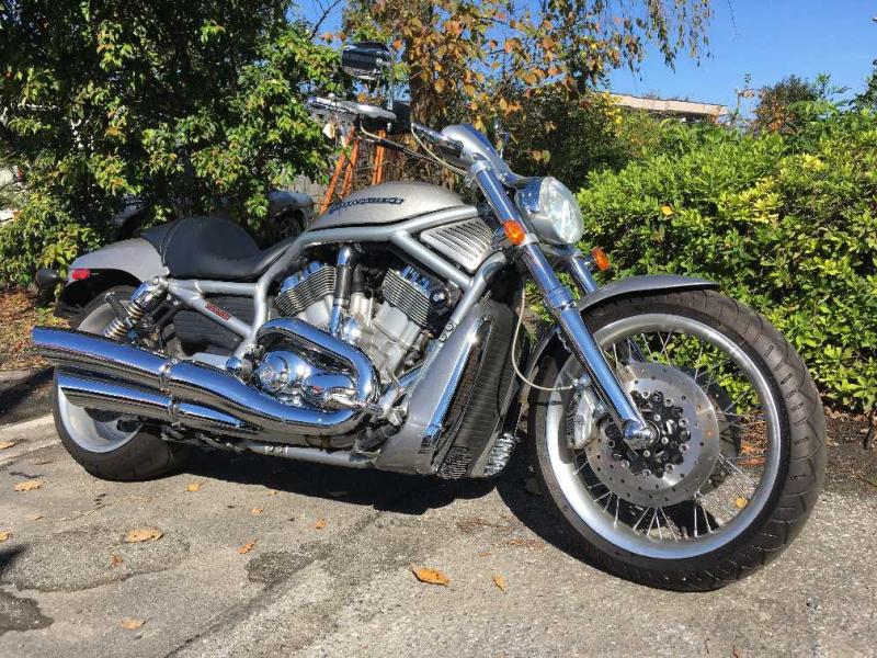 Harley Davidson V1250 2008