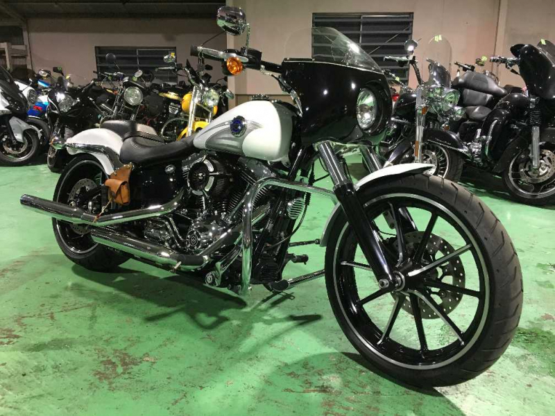 Harley Davidson FXSB1690 2015