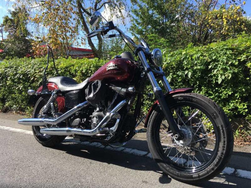 Harley Davidson FXDB1580 2013