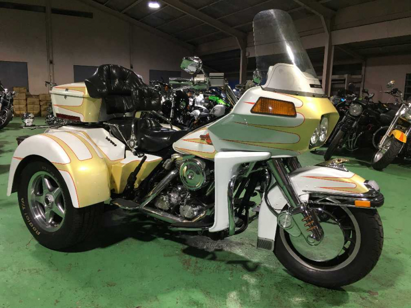 Harley Davidson FLTC1340 1985