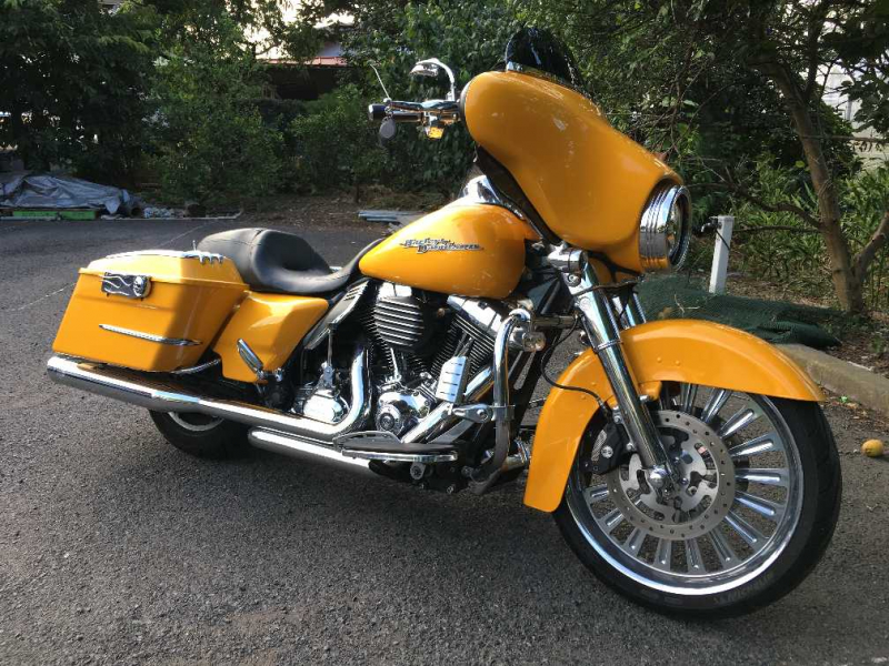 Harley Davidson FLHX1690 2012