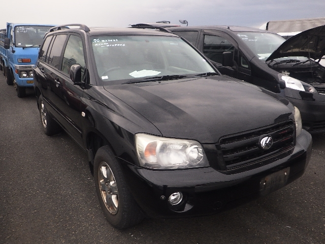 Toyota Kluger 2005