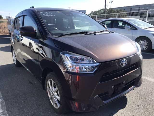 Toyota Pixis Epoch 2018