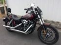 Harley Davidson FXDBB1580 2014