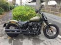 Harley Davidson FXBB1750 2018