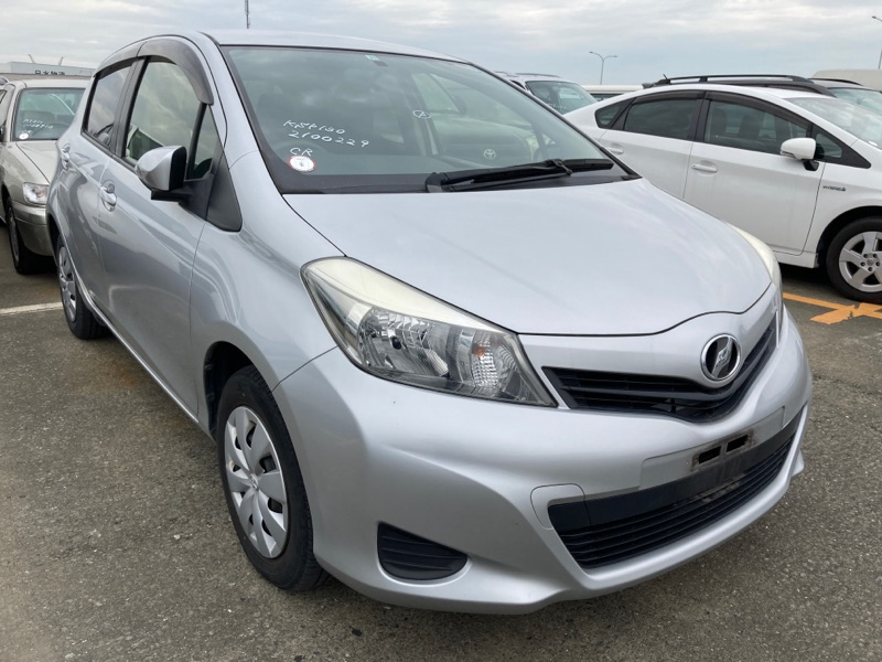 Toyota Vitz 2013 FS MILE EDITION