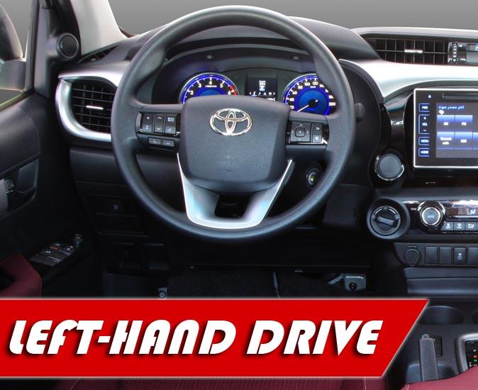 Left Hand Drive Vehicles